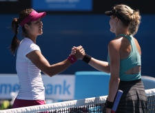 Eugenie Bouchard loses at Australian Open