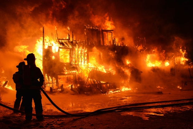 Fire Co Ordinator Discusses Chaos At January Scene Of Quebec