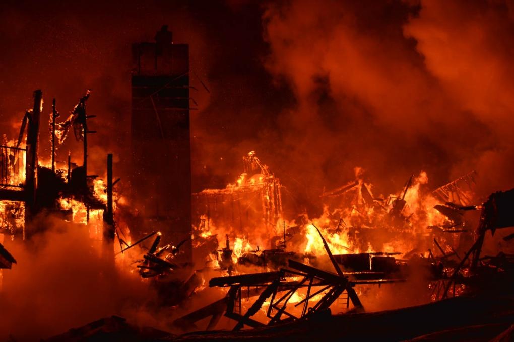 Honda London Ontario >> Fire destroys seniors home in Quebec | CTV News