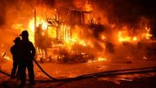Quebec seniors home fire