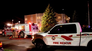 Hawkesbury nursing home fire
