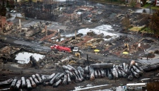 Lac-Megantic train derailment