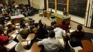 university school college classroom student generi