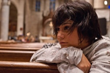 Vanessa Hudgens in a scene from Gimme Shelter