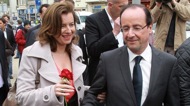 French first lady to travel to India