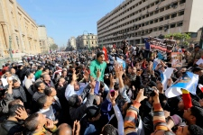 Egypt unrest car bomb
