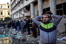 Egypt violence car bomb