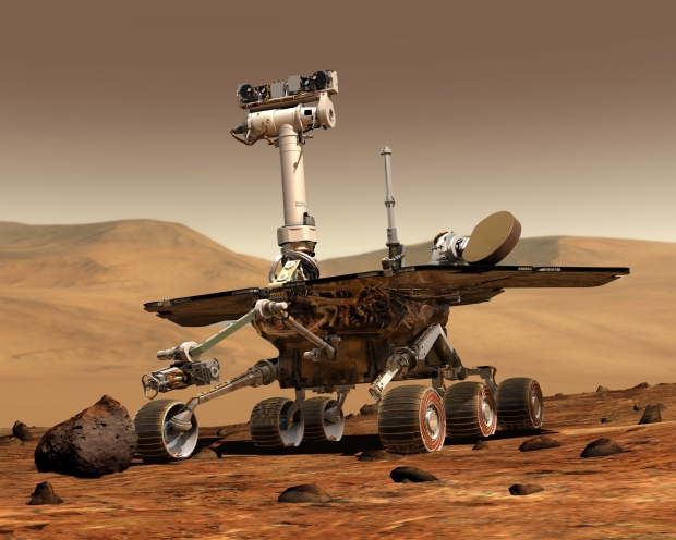 NASA rover Opportunity