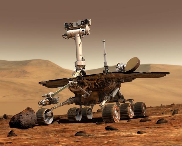 NASA rover Opportunity