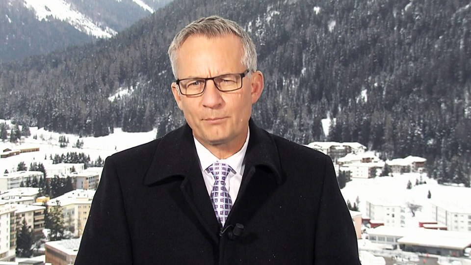 International Trade Minister Ed Fast speaks on CTV's Question Period from Switzerland.