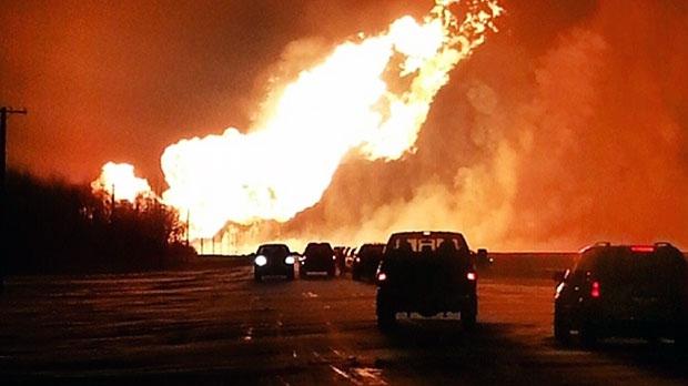 Natural Gas Manitoba 85
