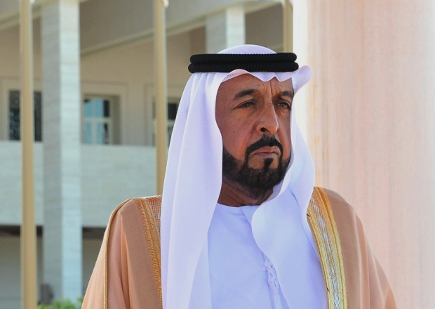 UAE president suffers stroke