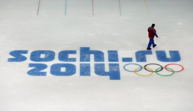 Sochi Olympics generic