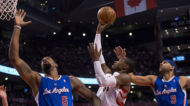 Ross scores 51 points but Raptors fall to Clippers