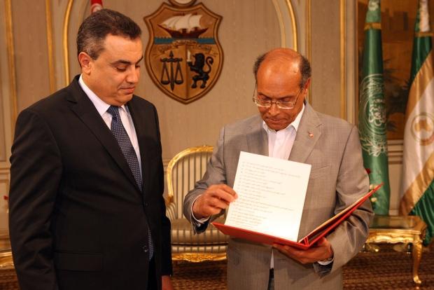 President Moncef Marzouki