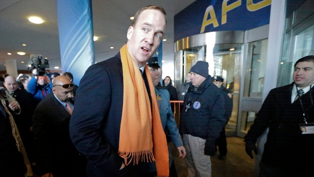 Peyton Manning has no plans to retire