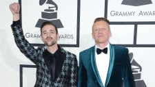 Macklemore & Ryan Lewis win three Grammys