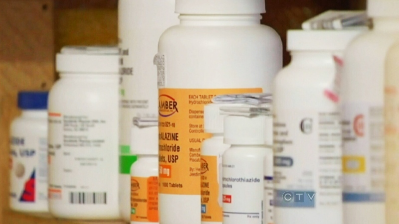 CTV BC: Prescription drug abuse rates rising