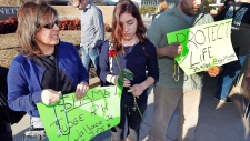 Pregnant, brain-dead Texas woman off life support