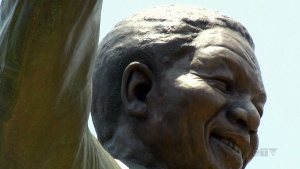 CTV National News: Secret left in Mandela statue