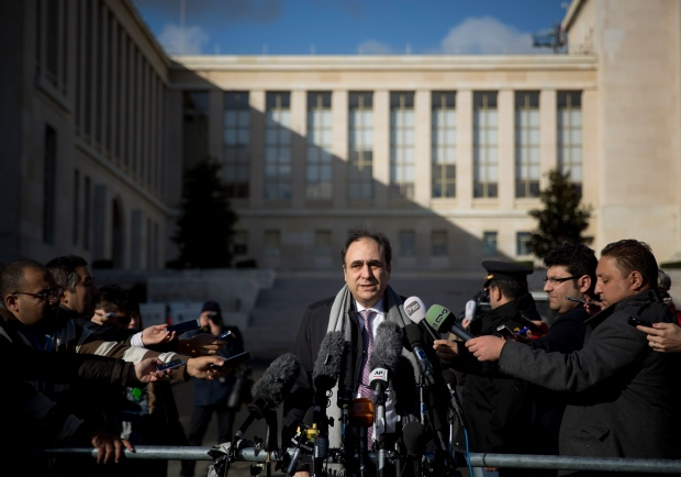 Syria opposition says no progerss made on aid