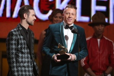 Grammy Awards Ryan Lewis and Macklemore