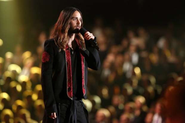 Grammy Awards Jared leto