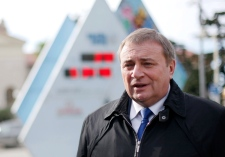 Sochi's Mayor Anatoly Pakhomov