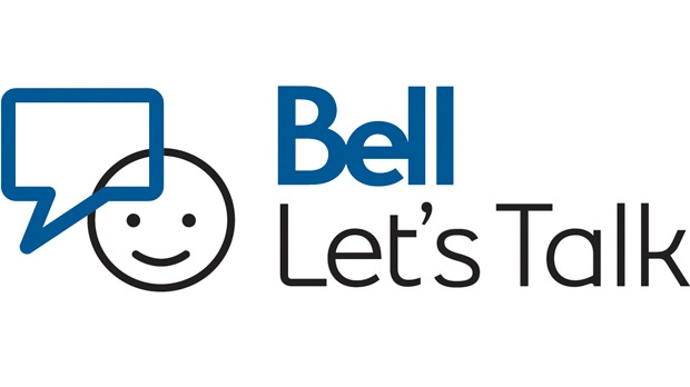 The Bell Let's Talk logo, from letstalk.bell.ca