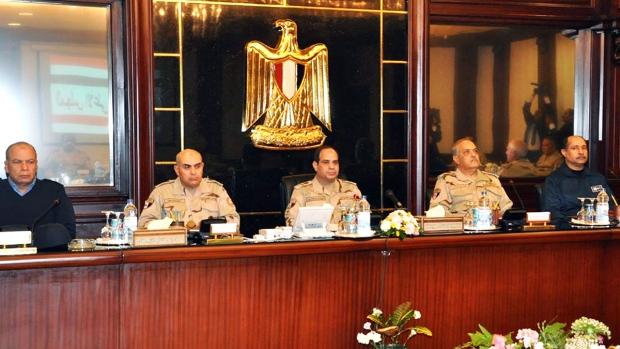 Facebook Egypt Military Egypt Military Spokesman Via