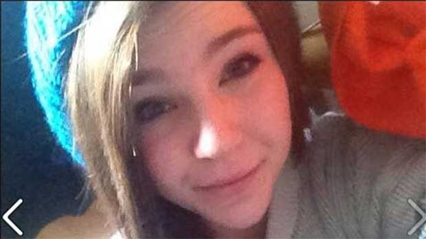 Bailey Kellestine, 13, is seen in this undated image released by the St. Thomas Police Service