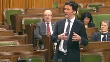 NDP MP Paul Dewar