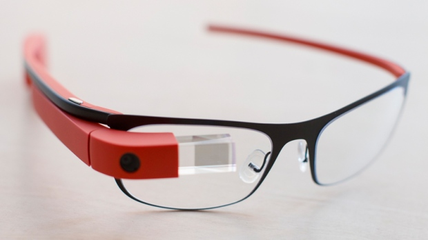Google Glass 'Thin' prescription frames