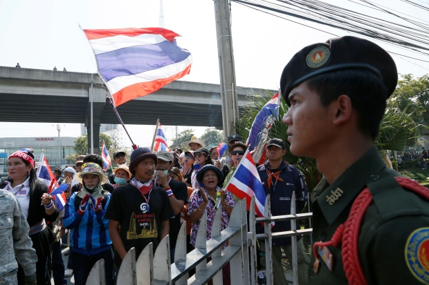 Thailand to move forward with elections