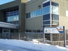 The RCMP building in Kitchener, Ont., is seen on Tuesday, Jan. 28, 2014. (David Imrie / CTV Kitchener)