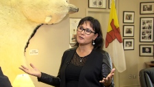 Conservative MP Leona Aglukkaq