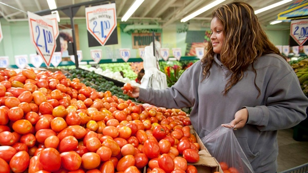 Sunday might be a good time to stock up on groceries, as such opportunities will be limited on Labour Day Monady (AP Photo/Damian Dovarganes, File)