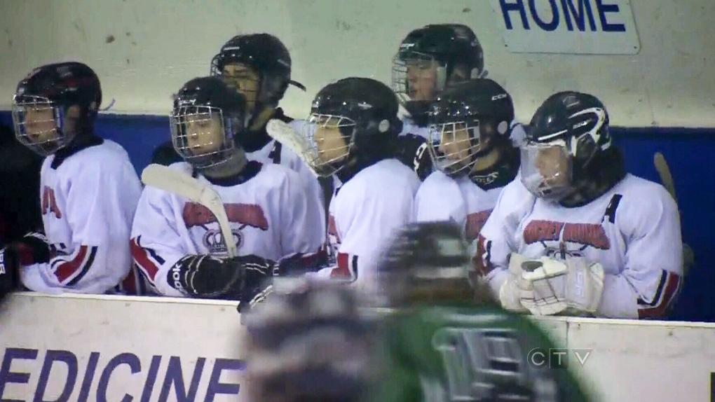CTV Winnipeg: Hockey Winnipeg eyes respect course