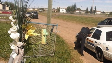 samson cree nation, fatal shooting, hobbema