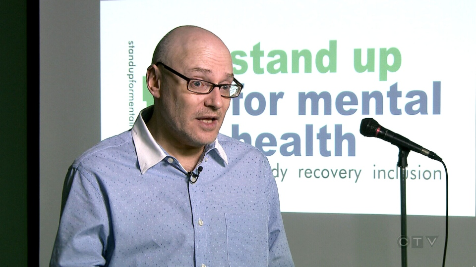 David Granirer developed a course that teaches those with mental illness the art of stand-up comedy.