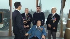 Veterans outraged at Julian Fantino