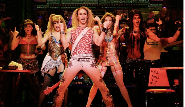 """Stacee Jaxx in a scene from """"Rock of Ages"""""""