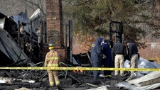 Kentucky fire kills up to 9: official