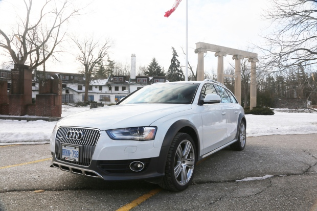 Review The 2014 Audi A4 Allroad Is A Car For All Weather Ctv