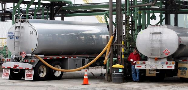 Fuel depot