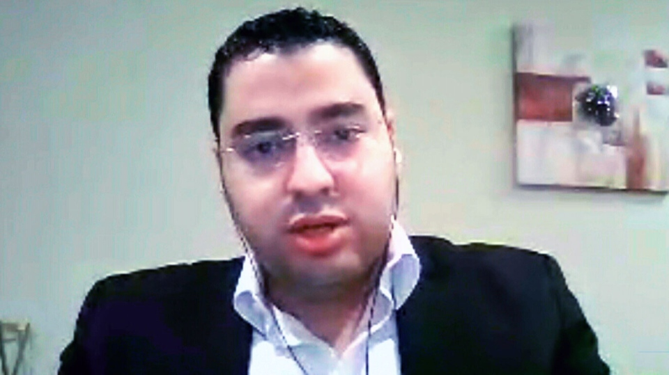 Sherif Fahmy, the brother of Mohamed Fahmy, a Canadian-Egyptian journalist being held in Cairo, speaks to Kevin Newman Live Thursday, Jan. 30, 2014.
