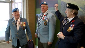 veterans protest office closures