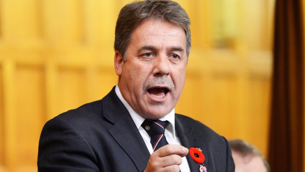 LIVE1: NDP MP Peter Stoffer speaks