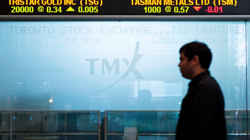 Toronto stock exchange halts trading due to technical issue