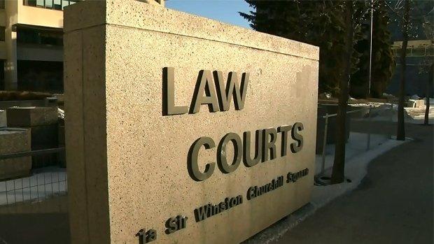 Edmonton law courts